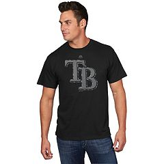 Men's Majestic Tampa Bay Rays Gameday Tee