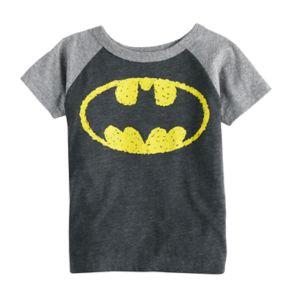 Toddler Boy Jumping Beans® DC Comics Batman Logo Graphic Tee