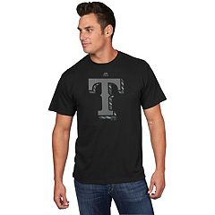 Men's Majestic Texas Rangers Gameday Tee