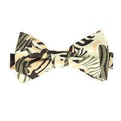Men's Bow Tie Tuesday Patterned Pre-Tied Bow Tie