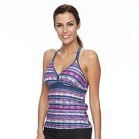 Women's Free Country Racerback Tankini Top