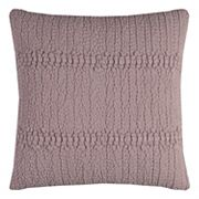 Rizzy Home Sheered Textured Technique Throw Pillow