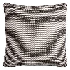 Rizzy Home Stripe Throw Pillow