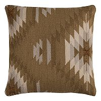 Rizzy Home Southwestern II Wool Blend Throw Pillow