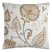 Rizzy Home Floral II Throw Pillow