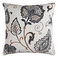 Rizzy Home Floral III Throw Pillow