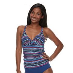 Women's Apt. 9® Molded Push-Up Swim Tankini Top