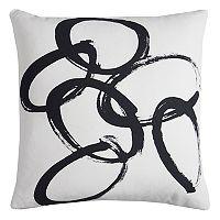 Rizzy Home Rachel Kate Abstract II Throw Pillow