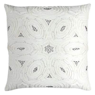 Rizzy Home Geometric Abstract Throw Pillow