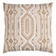 Rizzy Home Tribal II Throw Pillow