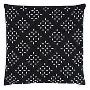 Rizzy Home Diamond Geometric Throw Pillow