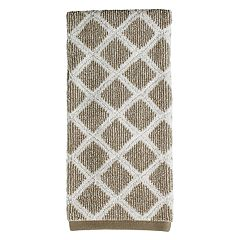Saturday Knight, Ltd. Davidson Diamond Hand Towel
