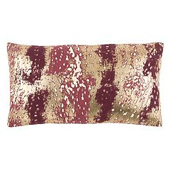 Rizzy Home Abstract Oblong Throw Pillow