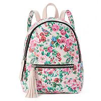 Candie's® Floral Mollie Mini Backpack
