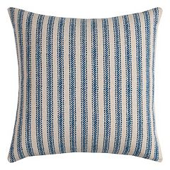Rizzy Home Striped Ticking Throw Pillow