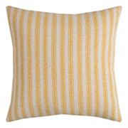 Rizzy Home Striped Ticking Throw Pillow