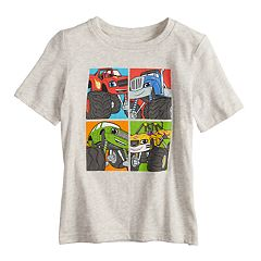 Boys 4-10 Jumping Beans® Blaze & The Monster Machines Graphic Tee