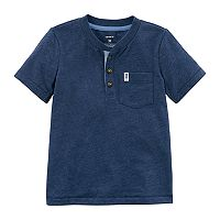 Toddler Boy Carter's Pocket Henley