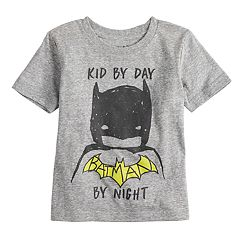 Toddler Boy Jumping Beans® Batman 'Kid by Day Batman by Night' Tee