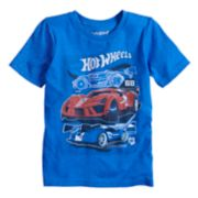 Boys 4-10 Jumping Beans® Hot Wheels Graphic Tee