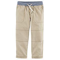 Toddler Boy Carter's Woven Pants