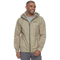Men's adidas Outdoor Terrex Fastpack 2.5L Climaproof Hooded Jacket