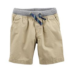 Toddler Boy Carter's Pull On Shorts