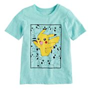Boys 4-10 Jumping Beans® Pokemon Pikachu Graphic Tee