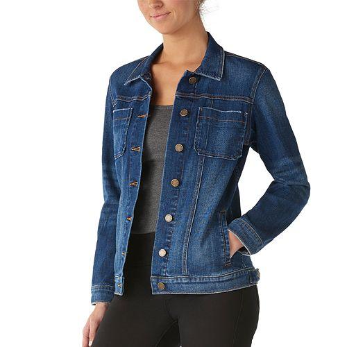 aff3d007fe6f 0 item(s), $0.00. Women's Rock & Republic® Faded Jean Jacket