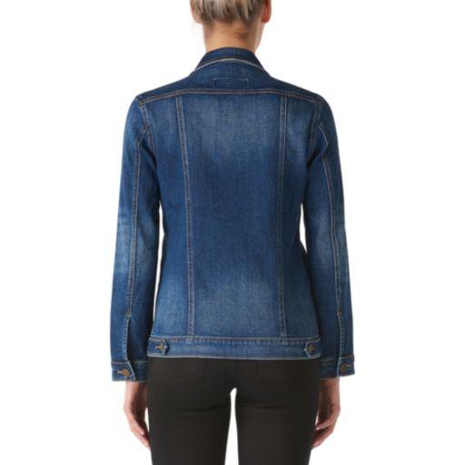 Women's Rock & Republic® Faded Jean Jacket