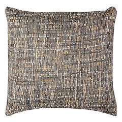 Rizzy Home Allover Threaded Throw Pillow