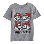 Boys 4-10 Jumping Beans® Super Mario Bros. Profile Graphic Tee