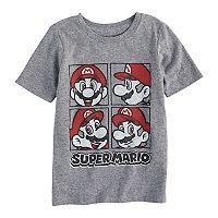 Boys 4-10 Jumping Beans® Super Mario Bros. Profile Graphic Tee