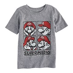 Boys 4-10 Jumping Beans® Nintendo Super Mario Bros. Profile Graphic Tee