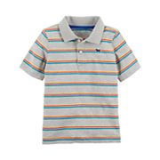 Toddler Boy Carter's Striped Polo