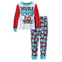 Boys 4-10 Dr. Seuss 2 pc Pajama Set