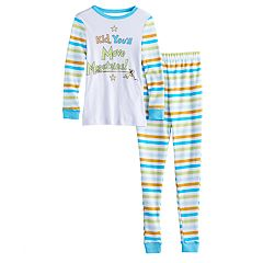 Boys 4-10 Dr. Seuss 2-Piece Pajama Set
