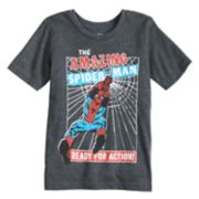 "Boys 4-10 Jumping Beans® Marvel ""The Amazing Spider-Man"" Graphic Tee"