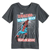 Boys 4-10 Jumping Beans® Marvel 'The Amazing Spider-Man' Graphic Tee