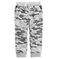 Toddler Boy Carter's Camouflage Jogger Pants