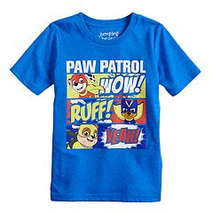 Boys 4-10 Jumping Beans® Paw Patrol Marshall, Chase & Rubble Graphic Tee