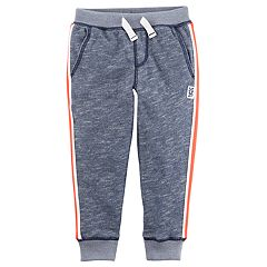 Toddler Boy Carter's Textured Jogger Pants