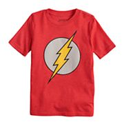 Boys 4-10 Jumping Beans® DC Comics The Flash Logo Graphic Tee