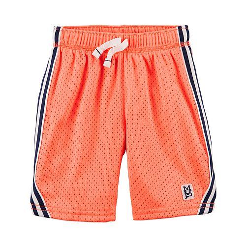 Toddler Boy Carter's Mesh Shorts