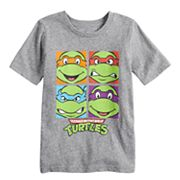 Boys 4-10 Jumping Beans® Teenage Mutant Ninja Turtles Grid Graphic Tee