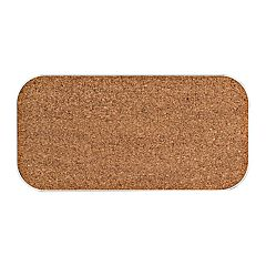 Perch by Honey-Can-Do Corky Magnetic Cork Board