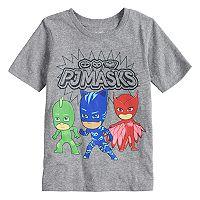 Boys 4-10 Jumping Beans® PJ Masks Catboy, Gekko & Owlette Graphic Tee