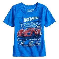 Toddler Boy Jumping Beans® 'Hot Wheels' Graphic Tee