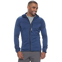 Men's adidas Outdoor Terrex Tracerocker Hooded Fleece Jacket