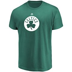 Men's Majestic Boston Celtics Logo Tee